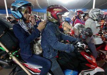 Street Manners: Pemotor Sadarlah, Larangan Mudik Naik Motor Berboncengan Saat Virus Corona dan Penjelasan Polisi