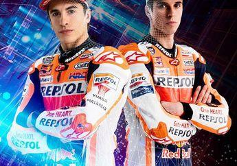 Ngegas Bareng, Marc Marquez Siap Taklukan Sang Adik di MotoGP Virtual Race