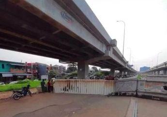 Pemotor Geger, Ramai Video Penutupan Jalanan di Cipinang, Warga Sudah Lockdown Lokal?