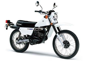 Masih Ingat Motor Trail Jadul Suzuki TS? Ternyata Belum Punah, Desainnya Keren Banget