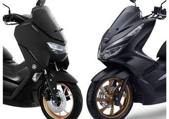 Murah Mana Yamaha All New NMAX atau Honda PCX 150? Simak Daftar Harga Motor Matic Yamaha dan Honda Terbaru Maret 2020
