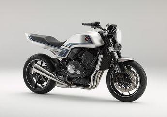 Honda CB-F Concept Resmi Diperkenalkan di Virtual Motorcycle Show, Terinspirasi dari Honda CB900F