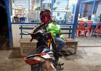 Warga Ketakutan, Driver Ojol Terbujur Kaku di Depan Warung, Rencana ke Madiun Untuk Nyekar ke Makam Istri
