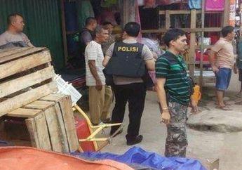 Palembang Geger, 6 Perampok Berpistol Nekat Gasak Toko Emas Tanpa Tersisa, Pelaku Bawa Kabur Emas Senilai Rp 5 Miliar Naik Motor
