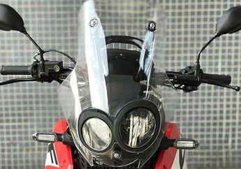 Harganya Lebih Murah dari Honda Revo, Desainnya Mirip CRF250 Rally, Intip Spek Lengkap Motor Adventure Baru Ini