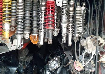 Mulai Rp 70 Ribuan, Shockbreaker Motor Rusak Dan Amblas Bisa Diservis di Bengkel Ini