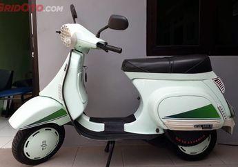 Pernah Digandrungi Kaum Wanita, Motor ini Jadi Pelopor Matic di Indonesia, Mesin 2-Tak Desainnya Keren