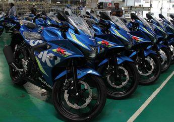 Pabrik Motor Suzuki Berhenti Sementara Imbas Virus Corona,  Bagaimana dengan Layanan Servis dan Pembelian Spare Part?