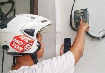 Mantap, Mulai Senin Sore Ini Bikers Udah Bisa Dapatkan Token Listrik Gratis Pelanggan Pascabayar 450 VA