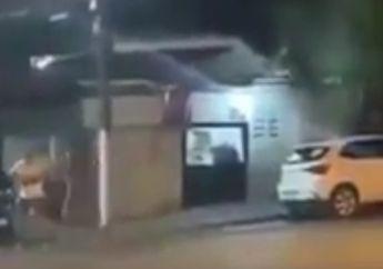 Pemotor Kocar-kacir, Warga Berhamburan, Unik Banget! Polisi Malaysia Bubarkan Kerumunan Pakai Drone