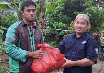 Keren, Komunitas Motor Muslim Bikers Indonesia (MBI) Gelar Aksi Sosial di Tengah Wabah Virus Corona