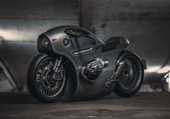 Berubah Total, Modifikasi BMW R nineT Berkonsep Futuristis, Mirip Motor Superhero