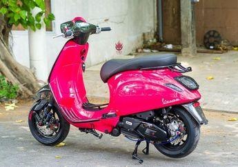 Master Rem Depan Vespa Sprint Mendadak Becek, Siap-siap Keluar Duit Rp 700 Ribuan