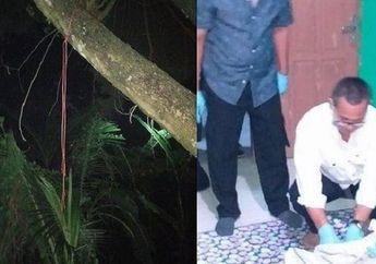 Bekasi Gempar, Debt Collector Tagih Cicilan, Seorang Lelaki Tewas Gantung Diri di Belakang Rumah, Tambang Masih Menggantung