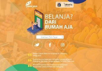 Enggak Bingung Lagi, Bikers Bisa Belanja di PD Pasar Jaya Secara Online Lewat Gojek atau Grab