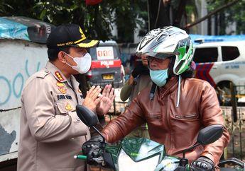 Bikers Wajib Tahu, Pemprov DKI Jakarta Perpanjang PSBB Sampai 22 Mei