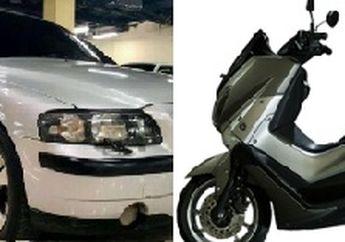 Widih Keren, Yamaha NMAX 155 Pakai Obat Ganteng, Dari Part Mobil Eropa Berharga Ratusan Juta