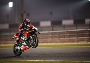 Ditolak Murid Valentino Rossi, Ini Kandidat Pendamping Aleix Espargaro di Aprilia