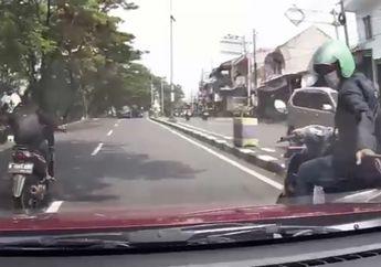 Wajib Waspada, PSBB Bikin Kondisi Jalanan Sepi, Kejahatan Bermodus Ban Kempes Makin Marak