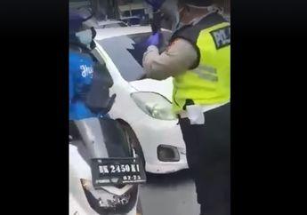Terbukti Polisi Lakukan Pungli dan Ludahi Pengendara Videonya Viral Kini Dimutasi Ke Lahan Kering?