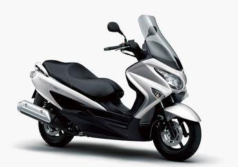 Bertampang Sangar, Suzuki Burgman 200 Resmi Meluncur, Siap Jegal Yamaha All New NMAX, Segini Harganya