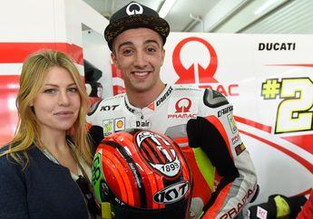 Masih Dalam Hukuman Kasus Doping, Bos Tim Pramac Ducati Siap Tampung Andrea Iannone
