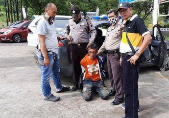 Semarang Mencekam, Seorang Maling Motor Hampir Tewas Setelah Duel Dengan Pemilik Motor, Wajah Sampai Tidak Berbentuk