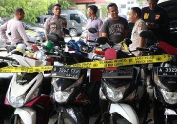 Selama Wabah Virus Corona Angka Kriminalitas Langsung Turun di Tangsel, Tapi Maling Motor Masih Sering Beraksi