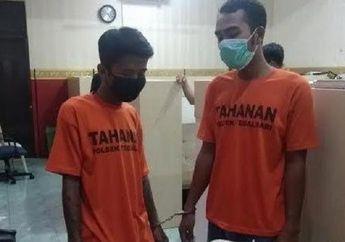 Baru Banget Keluar Penjara, Jambret Ini Balik Lagi Nginep di Sel, Rampas Tas Sampai Korban Jatuh Tersungkur