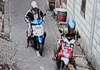 Coba Sembunyi di Perkampungan, Bedebah Maling Motor Enggak Berkutik Dibekuk Polisi