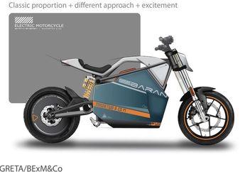 Terbuat Dari Botol Daur Ulang, Greta Motor Listrik Custom Buatan Indonesia