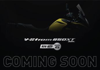 Bikin Bikers Baper, Suzuki Unggah Teaser V-Strom 650 XT, Bakal Masuk Indonesia?