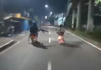 Pemotor Bisa Panas Dingin, Polisi Bocorkan Jam Rawan Begal Sadis Beraksi di Jalan Raya Saat PSBB