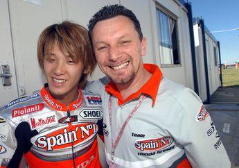 Menyayat Hati, Curhatan Bos Gresini Kenang Pembalap MotoGP Daijiro Kato 17 Tahun Lalu