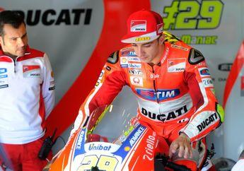Wuih, Blak-blakan Banget Pengamat MotoGP Bilang Andrea Iannone Dilahirkan Untuk Motor Ducati Bukan Aprilia