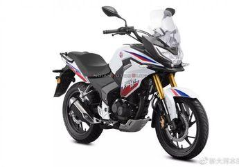 Dibanderol Setara Honda ADV150, Ini Dia Spesifikasi Motor Sport Baru Honda yang Resmi Meluncur