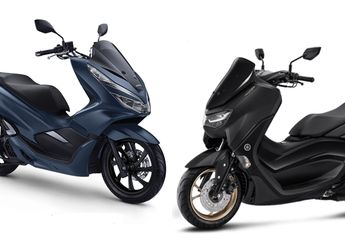 Murah Mana Yamaha All New NMAX atau Motor Baru Lainnya? Ini Harga Motor Matic 150 cc Terbaru April 2020