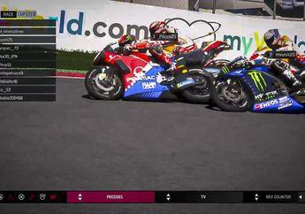 Seru Abis, MotoGP Virtual Race Ketiga Siap Digelar, Semua Kelas Ikutan