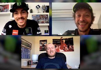 Akhirnya Valentino Rossi Takluk, Terang-terangan Ambil Keputusan Tetap Ngaspal di MotoGP Tahun Depan