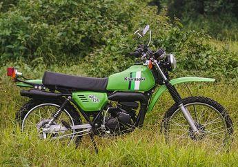 Belum Banyak yang Tahu, Ini Dia Leluhurnya Kawasaki KLX Zaman Now