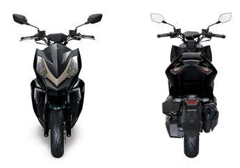 Resmi Meluncur, Motor Baru Saingan Yamaha All New NMAX Pakai Fitur Canggih, Harganya Bikin Melongo
