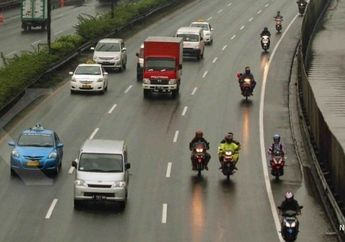 Ditanya Soal Wacana Motor Masuk Jalan Tol, Ketua MPR RI Bambang Soesatyo Kasih Jawaban Mengejutkan