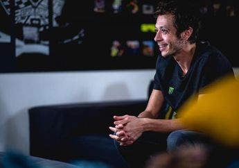 Kok Gak Ada Valentino Rossi di MotoGP Virtual Race III? Ternyata Ini Alasannya
