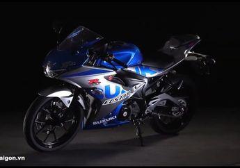 Keren Abis, Suzuki GSX-R150 Dapat Penyegaran 4 Warna Baru, Ada Yang Versi MotoGP