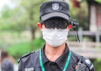 Canggih Kacamata Corona Pendeteksi Gejala Virus Covid-19, Driver Ojol dan Pemotor Harus Pakai Nih