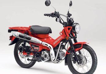 Kecil-kecil Cabe Rawit, Motor Baru Honda CT125 Siap Jegal Motor Trabasan, Segini Banderolnya
