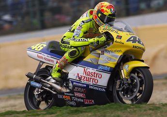 Sejarah Valentino Rossi, Hari Ini Pertama Kali Juara Di Kelas Premier