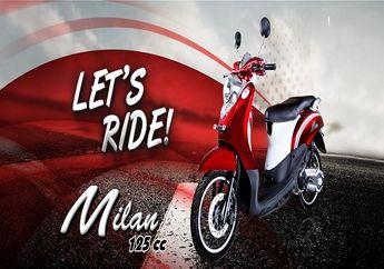 Harganya Lebih Murah dari Honda BeAT, Yuk Intip Motor Matic Legendaris, Masih Dijual Sampai Sekarang