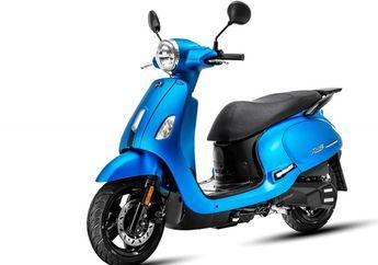 Wuih! Motor Baru Kembaran Vespa Resmi Meluncur, Harganya Mirip-mirip Yamaha All New NMAX