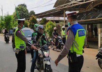 Masyarakat yang Masih Nekat Mudik Diprediksi Melonjak, Polisi Akan Lakukan Ini Untuk Antisipasi
